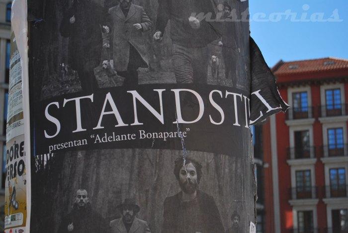 standstill + dinero bilbao 9 abril 2010 Adelante Bonaparte