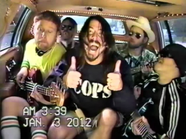 White Limo - Foo Fighters